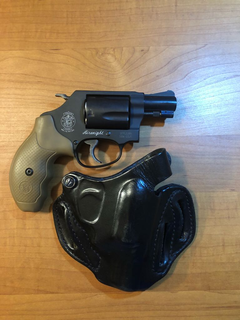 S&W 437-2 Gun - Smith & Wesson (Revolver) - from Sort It Apps