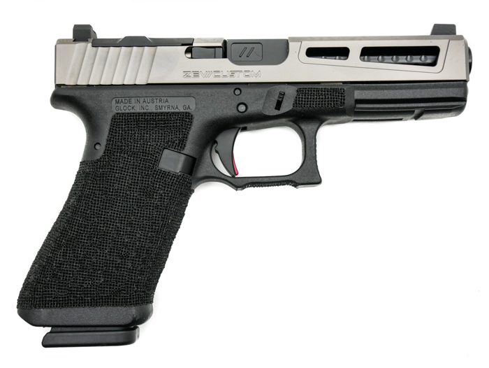 ZEV 17 Gun - Glock (Semi-automatic Pistol) front image (front cover)