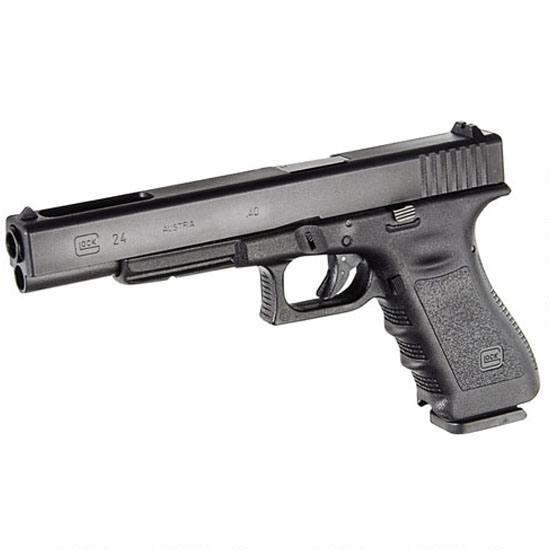 Glock 24 C Gun - Glock (Semi-automatic Pistol) front image (front cover)
