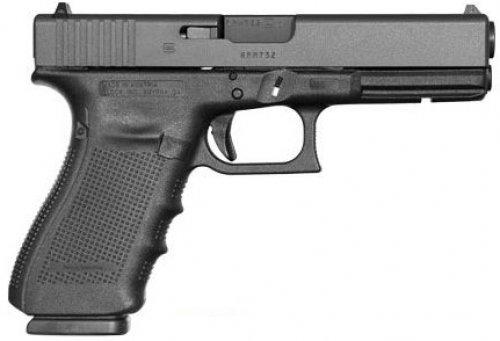 21 Gen 4 Gun - Glock (Semi-automatic Pistol) front image (front cover)