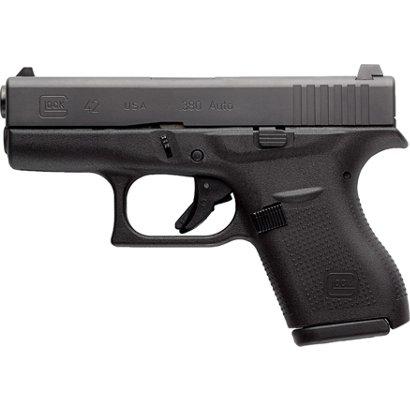 42 Gun - Glock (Semi-automatic Pistol) front image (front cover)
