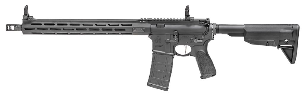 AR-15 Saint Victor Gun - Springfield Armory (Assault Rifle) front image (front cover)