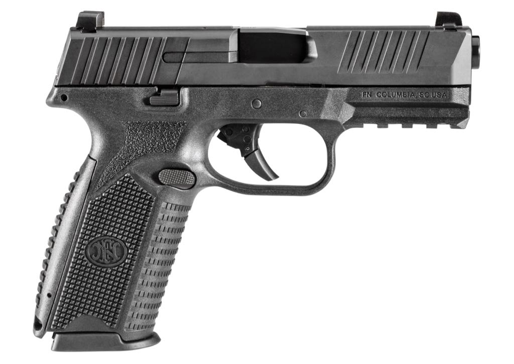 509 Gun - FN (Semi-automatic Pistol) front image (front cover)