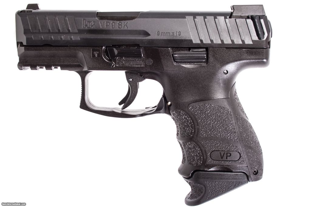 VP9-SK Gun - HK (Semi-automatic Pistol) front image (front cover)