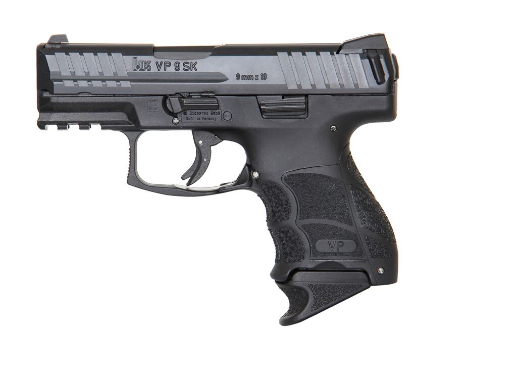 VP9-SK Gun - HK (Semi-automatic Pistol) front image (front cover)