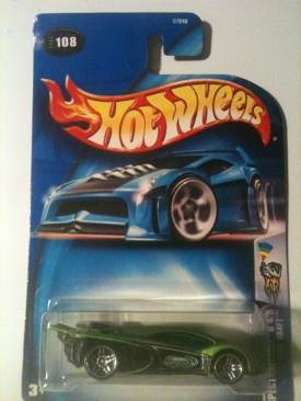 Aflot2-toy-lowcgt-027084120134-n Hot Wheels Drop Tops 2005 First Editions Low C-gt Die Cast Vehicle Toy Car, Die Cast, And Hot Wheels (2005) front image (front cover)