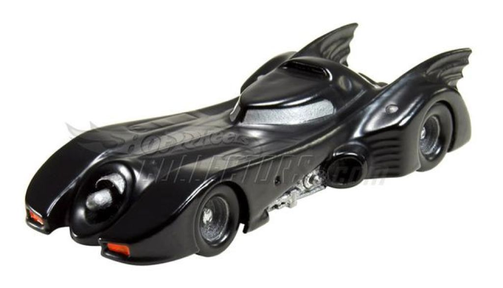 1989 Batman™ Movie Batmobile™ Toy Car, Die Cast, And Hot Wheels - N8014 (2009) front image (front cover)