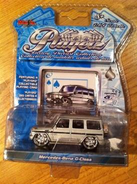 Mercedes Benz G Class Toy Car Die Cast And Hot Wheels Maisto