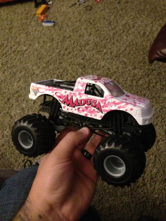 Madusa Monster Truck Toy Shop Clothing Shoes Online