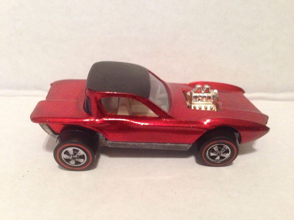 Python Toy Car, Die Cast, And Hot Wheels - Hot Wheels (1968