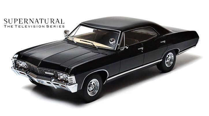1967 Chevrolet Impala Sports Sedan Toy Car Die Cast And