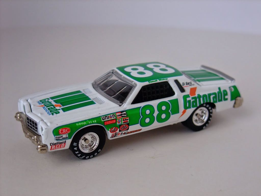 Darrell Waltrip #88 Toy Car, Die Cast, And Hot Wheels