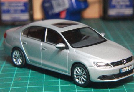 Volkswagen Toy Car Die Cast And Hot Wheels Jetta 2010 From