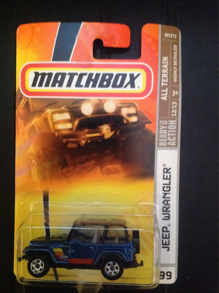Jeep Wrangler Toy Car Die Cast And Hot Wheels Matchbox From
