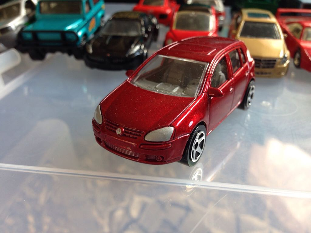 Volkswagen Golf V Toy Car, Die Cast, And Hot Wheels - from Sort It Apps