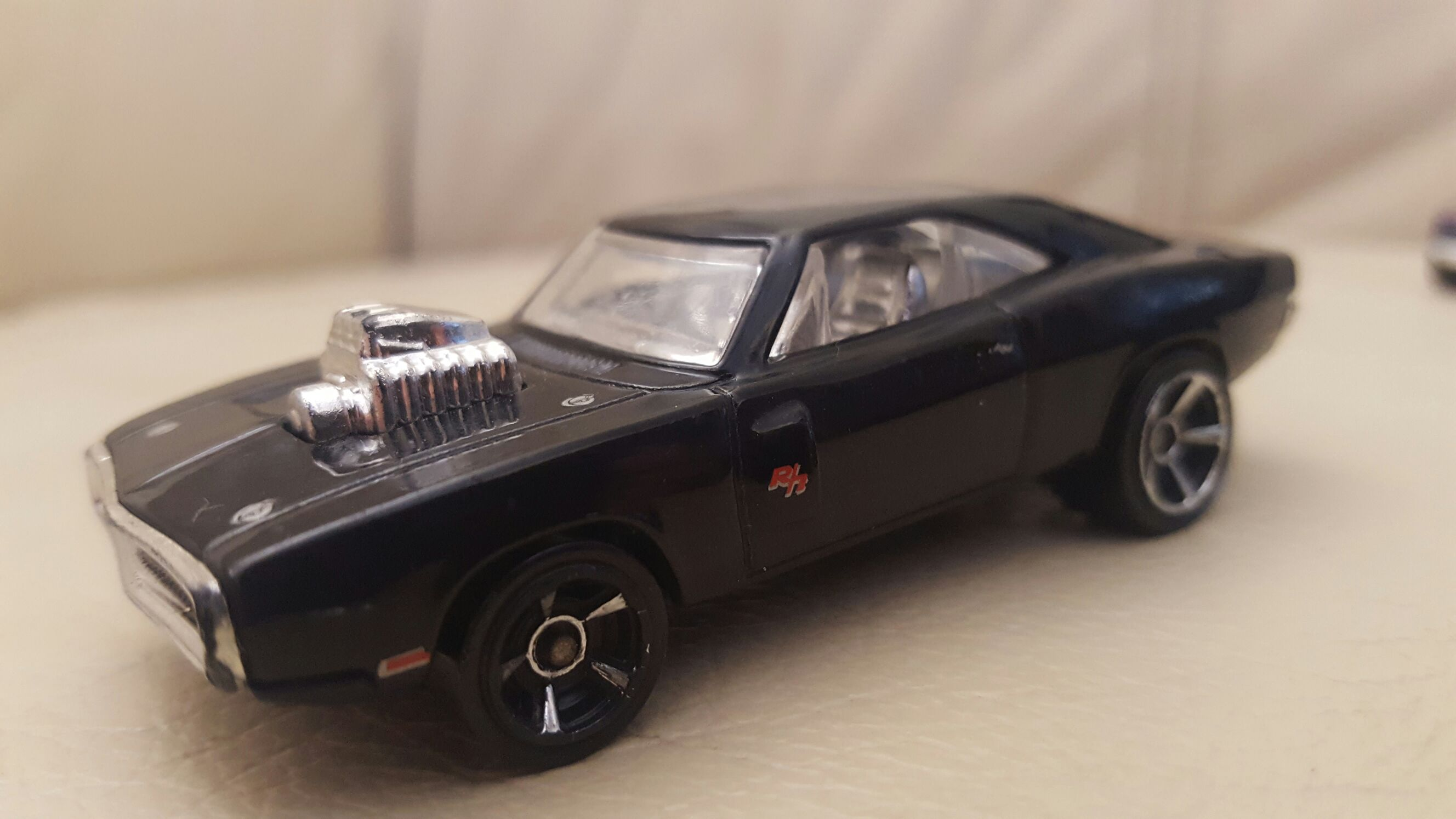 Chrysler Group Llc 2010 Black Toy Car Die Cast And Hot Wheels