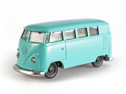 V 211 Toy Car, Die Cast, And Hot Wheels - Vw Bus (1963) - from Sort