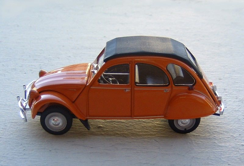 citroen 2cv wheels