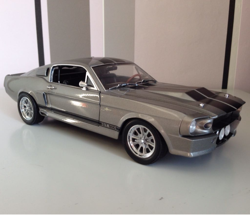 ford mustang toy car die cast and hot wheels shelby gt500 eleanor 1967 from sort it apps. Black Bedroom Furniture Sets. Home Design Ideas