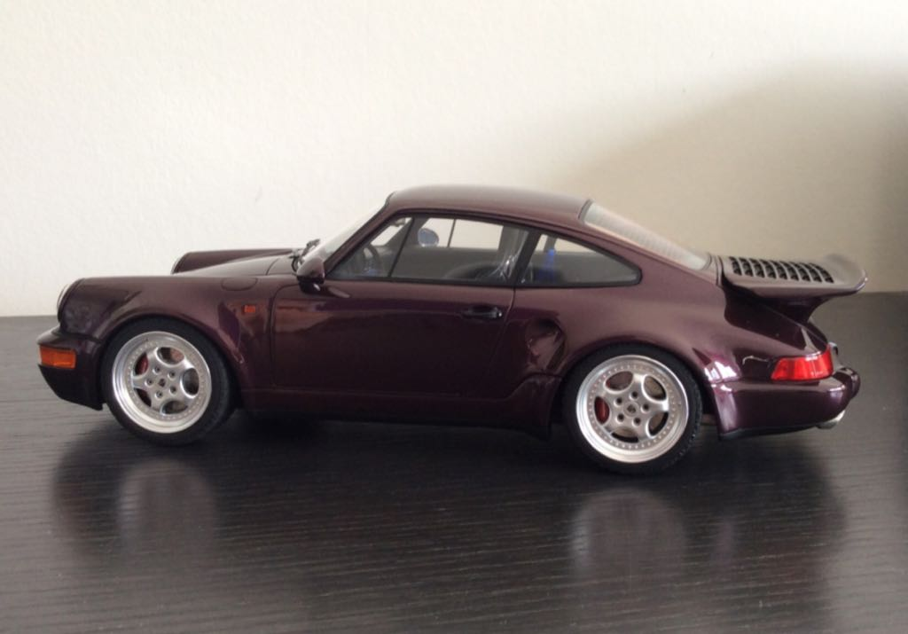 964 Turbo S Toy Car Die Cast And Hot Wheels Porsche 911 Turbo S