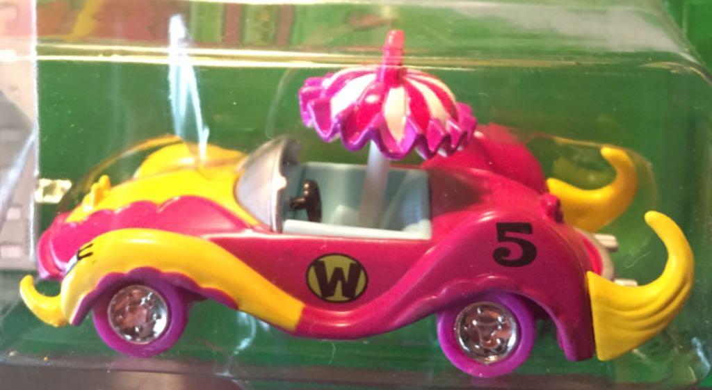 Penelope Pitstop Wacky Races Car
