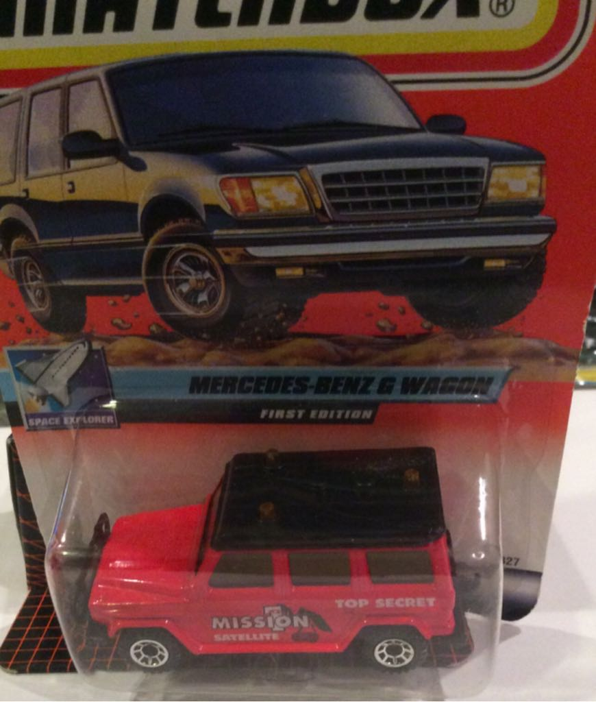 Mercedes benz g wagon toy car die cast and hot wheels for Mercedes benz truck toys