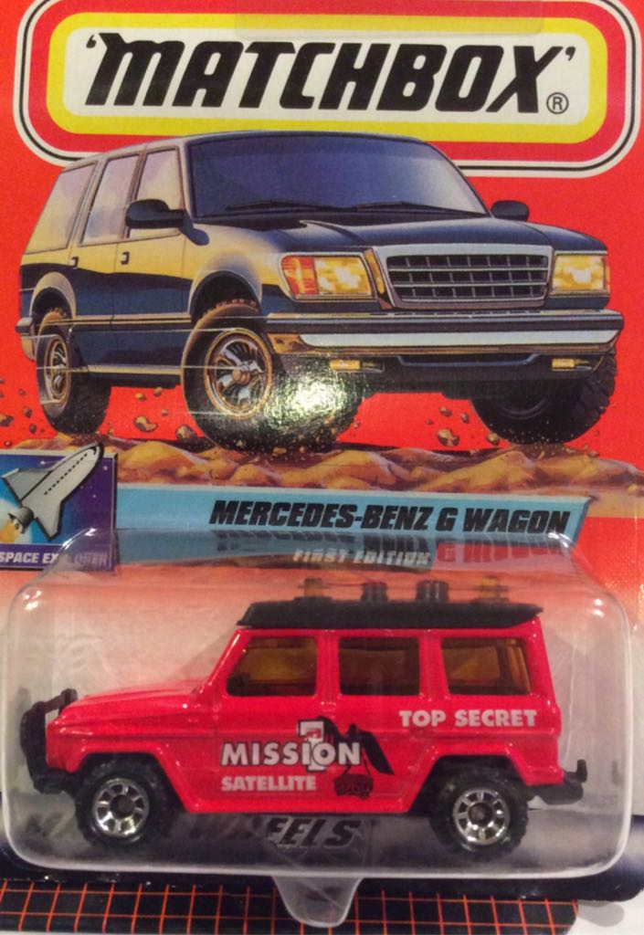 Mercedes benz g wagon toy car die cast and hot wheels for Hot wheels mercedes benz