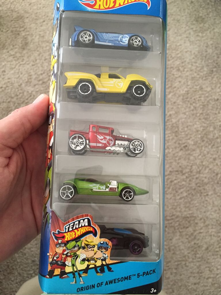 hot wheels the origin of awesome