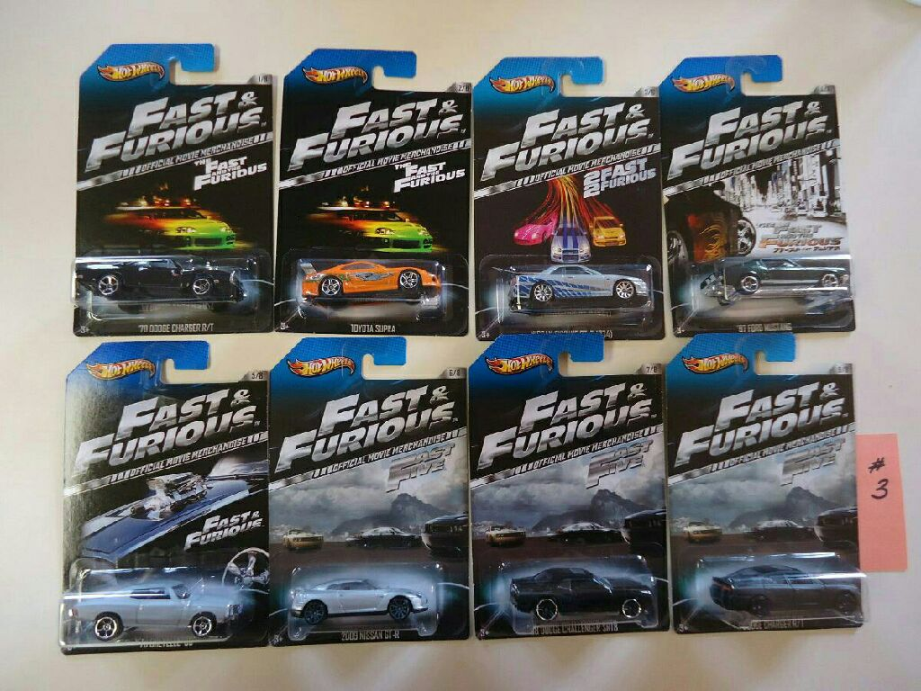 fast furious hot wheels fast 5 toy car die cast and. Black Bedroom Furniture Sets. Home Design Ideas