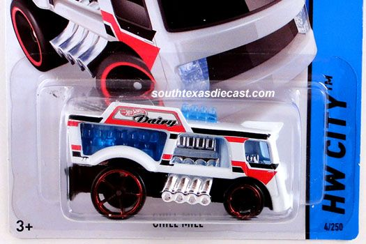 Chill Mill Toy Car, Die Cast, And Hot Wheels - Fantasy Car/New