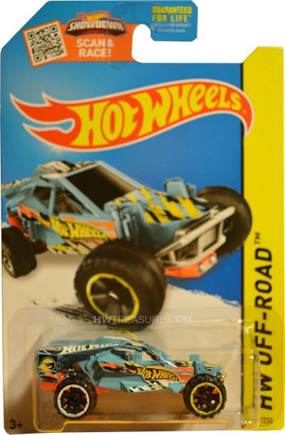 2015 Hot Wheels Treasure Hunt Team Hot Wheels Corkscrew