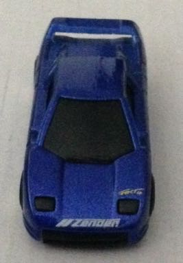 Zender Fact 4 Azul Toy Car Die Cast And Hot Wheels Zender Fact 4