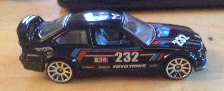 94 Bmw M3 Gtr Toy Car Die Cast And Hot Wheels 2015