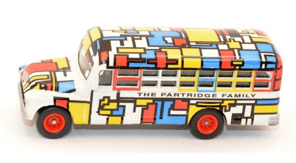 Image result for the partridge family bus hot wheels