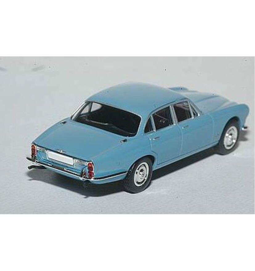 Jaguar Xj 6 Toy Car Die Cast And Hot Wheels Brekina Starmada