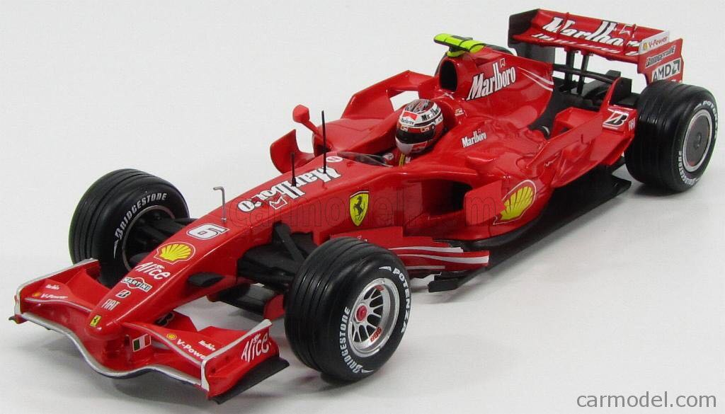 ferrari f2007 marlboro toy car, die cast, and hot wheels - ferrari