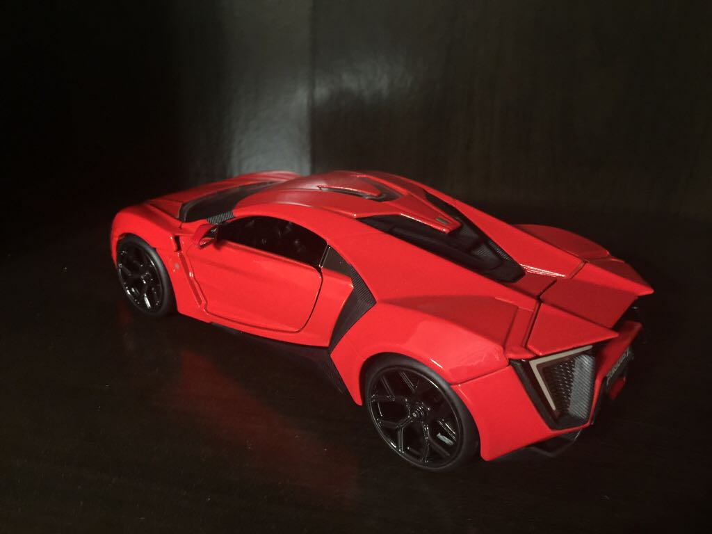 lykan toy car die cast and hot wheels hypersport 2015 from sort it apps. Black Bedroom Furniture Sets. Home Design Ideas