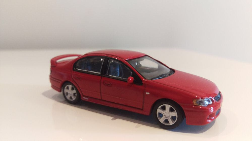 Ba Falcon Xr6 Turbo Toy Car Die Cast And Hot Wheels Falcon 2003 From Sort It Apps