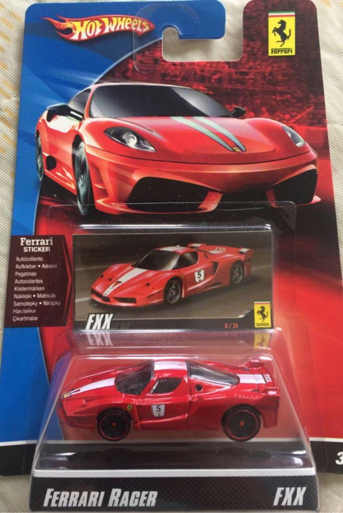 Ferrari Fxx Racer Ide Dimage De Voiture