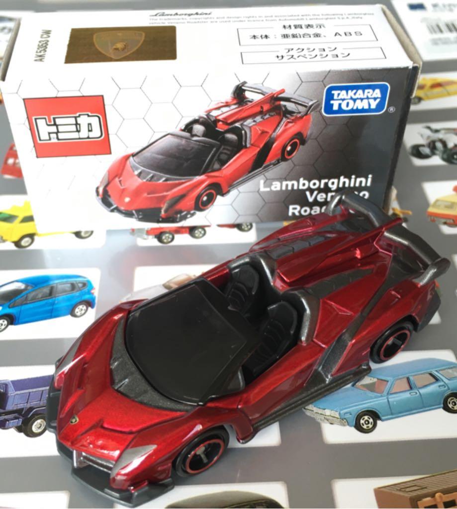 Event Tomica Lamborghini Veneno Roadster Toy Car Die Cast