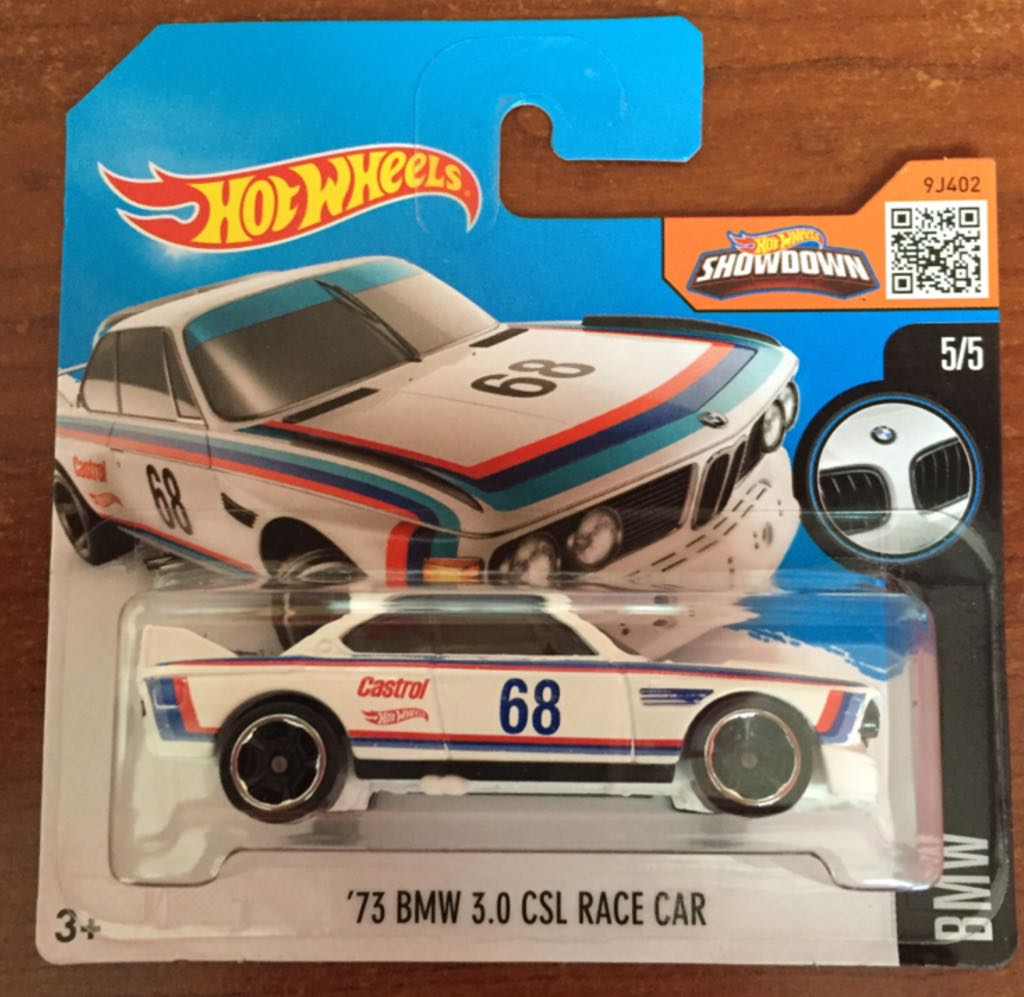 73 bmw 3 0 csl race car toy car die cast and hot wheels 73 bmw 3 0 csl race car 2016. Black Bedroom Furniture Sets. Home Design Ideas