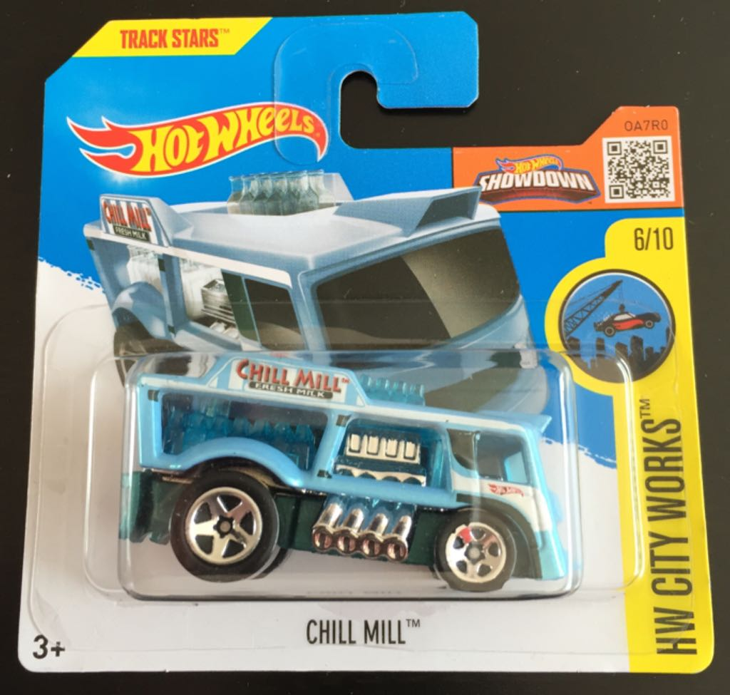 Chill Mill Toy Car, Die Cast, And Hot Wheels - Chill Mill (2016