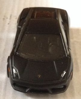 Lamborghini Gallardo Lp 560 4 Negro Toy Car Die Cast And Hot