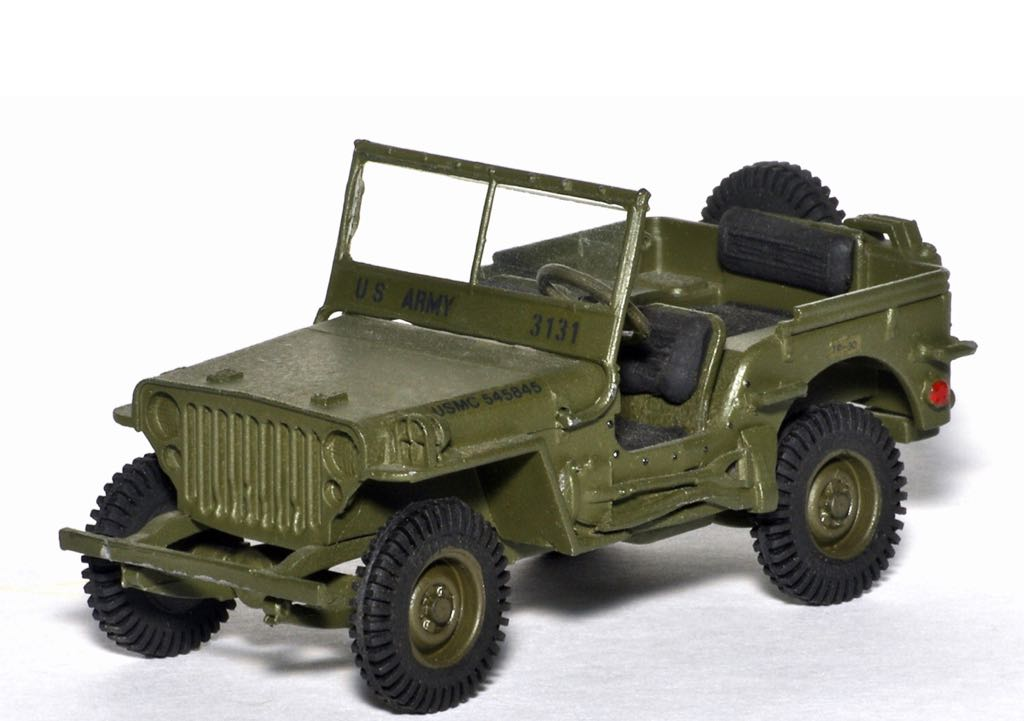 Willys Jeep Car Cover
