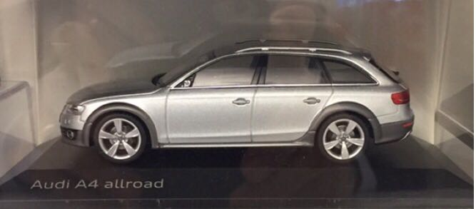 Audi A Allroad Toy Car Die Cast And Hot Wheels Audi Collection - Audi collection
