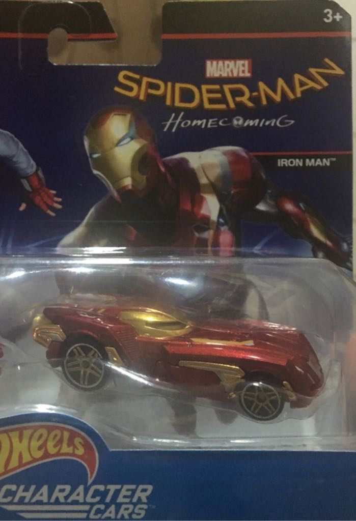 7f717522 Marvel : Iron Man ( Spiderman Home Coming) Toy Car, Die Cast, And ...