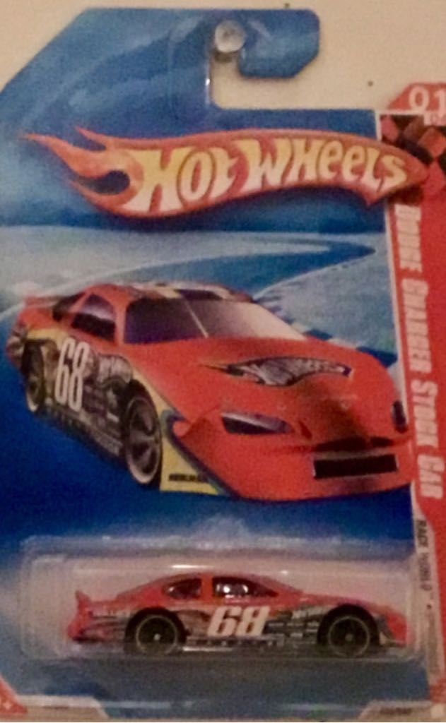 Dodge Charger Stock Car Toy Car Die Cast And Hot Wheels Stock