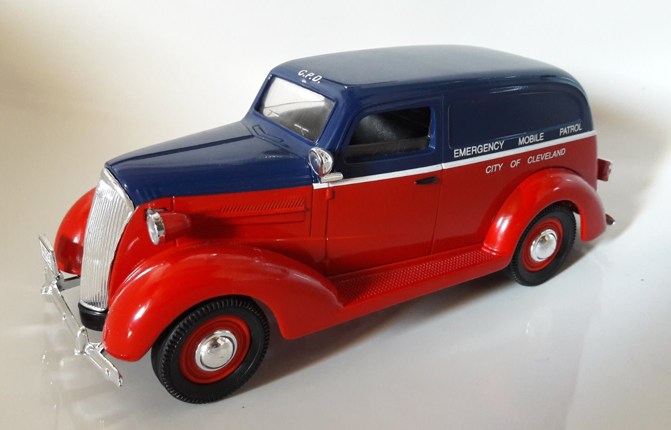 Chevrolet Toy Car, Die Cast, And Hot Wheels (1937) front image (front cover)