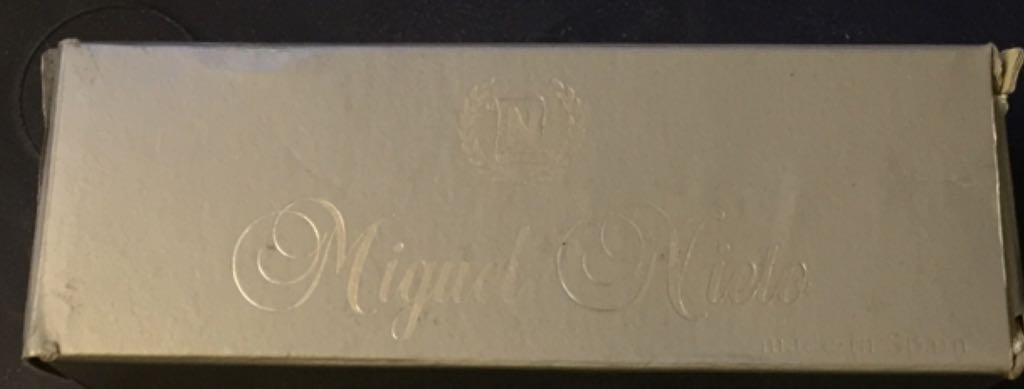 Miguel Nieto Knive And Sword - Folding Lock Blade front image (front cover)