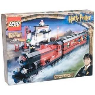 4708: Hogwarts Express LEGO front image (front cover)